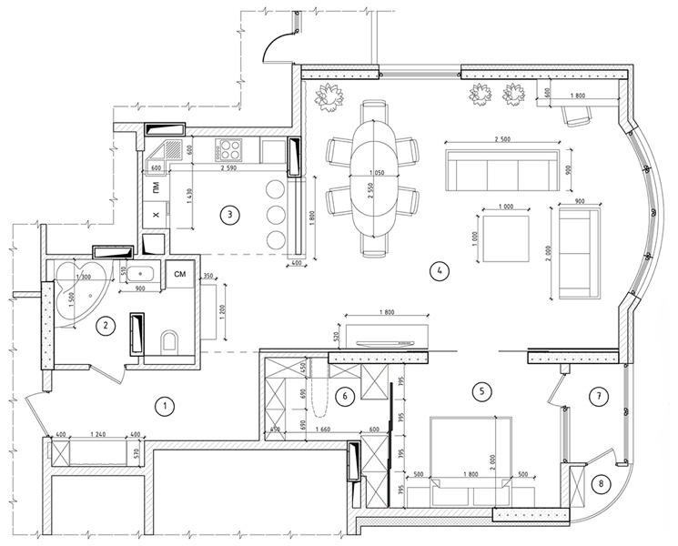 Интерьер кухни 12 кв м: планировка, дизайн, фото