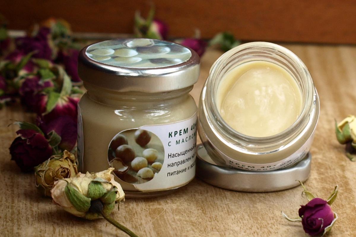 Рецепт крема для лица в домашних условиях