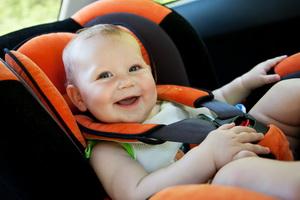 Что делать, ели ребенка укачивает в транспорте