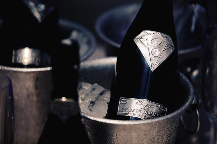 Самое дорогое шампанское