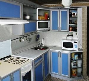Дизайн маленькой кухни в хрущевке особенности компановки