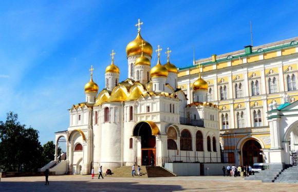 Благовещенский собор Московского Кремля: описание